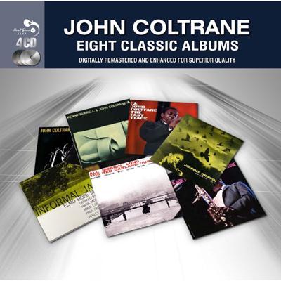 Coltrane John – 8 Classic Albums