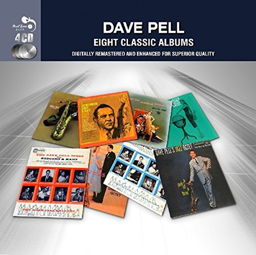 Pell Dave – 8 Classic Albums