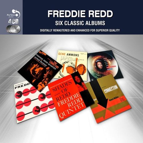 Redd Freddie – 6 Classic Albums