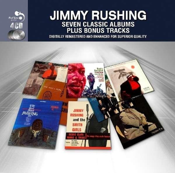 Rushing Jimmy – 7 Classic Albums