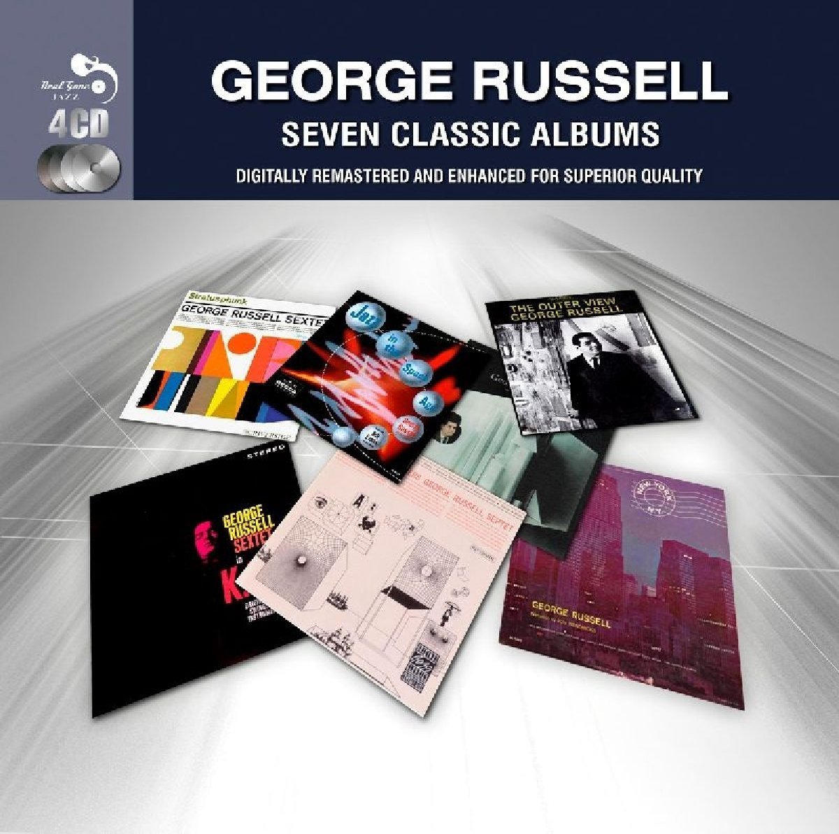 Russell George 7 Classic Albums