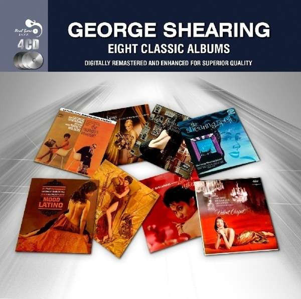 Shearing George – Eight Classic Albums