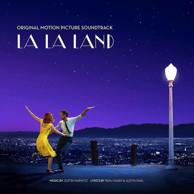 RÓŻNI WYKONAWCY – La La Land