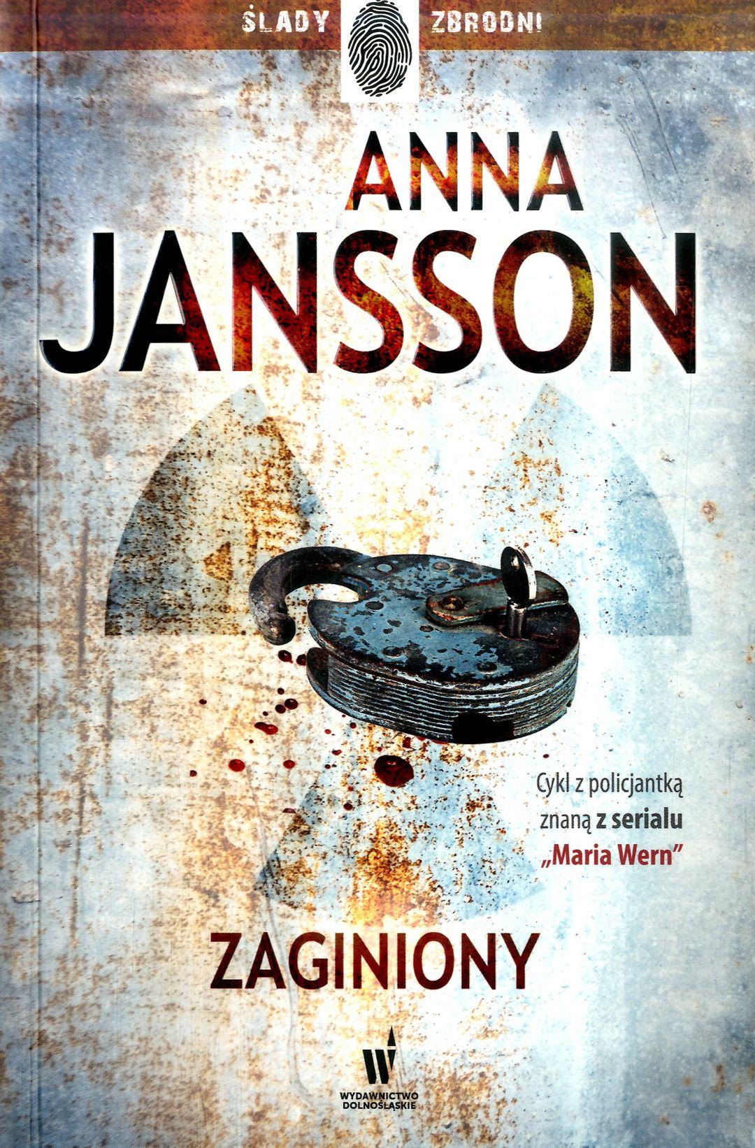 Jansson Anna – Zaginiony