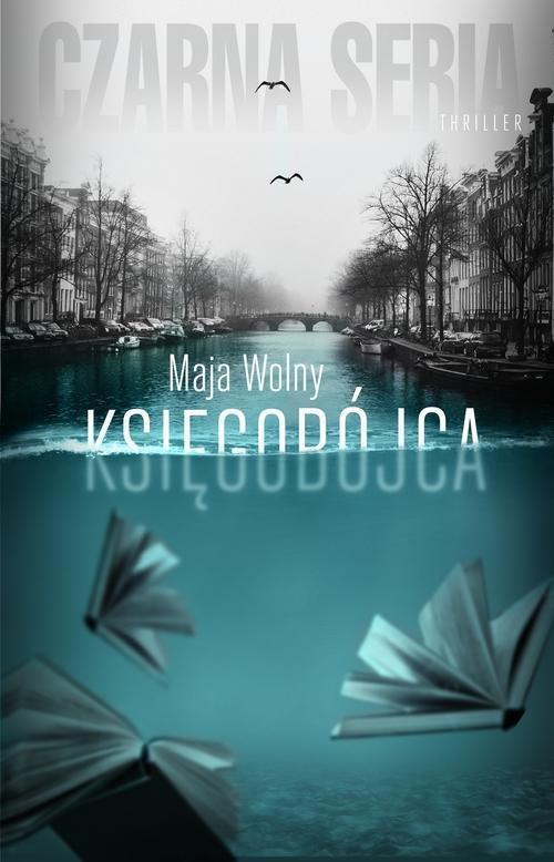 Wolny Maja – Księgobójca
