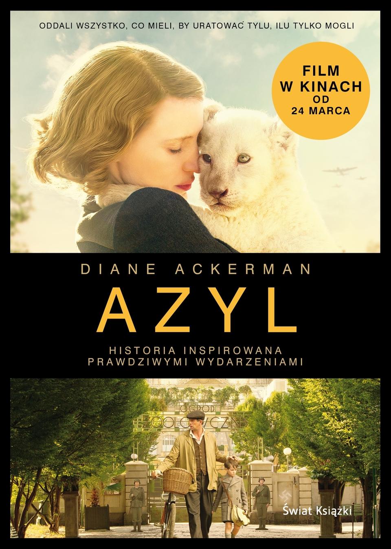 Ackerman Diane – Azyl