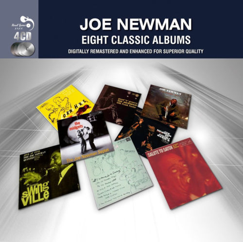 Newman Joe – Eight Classic Albums