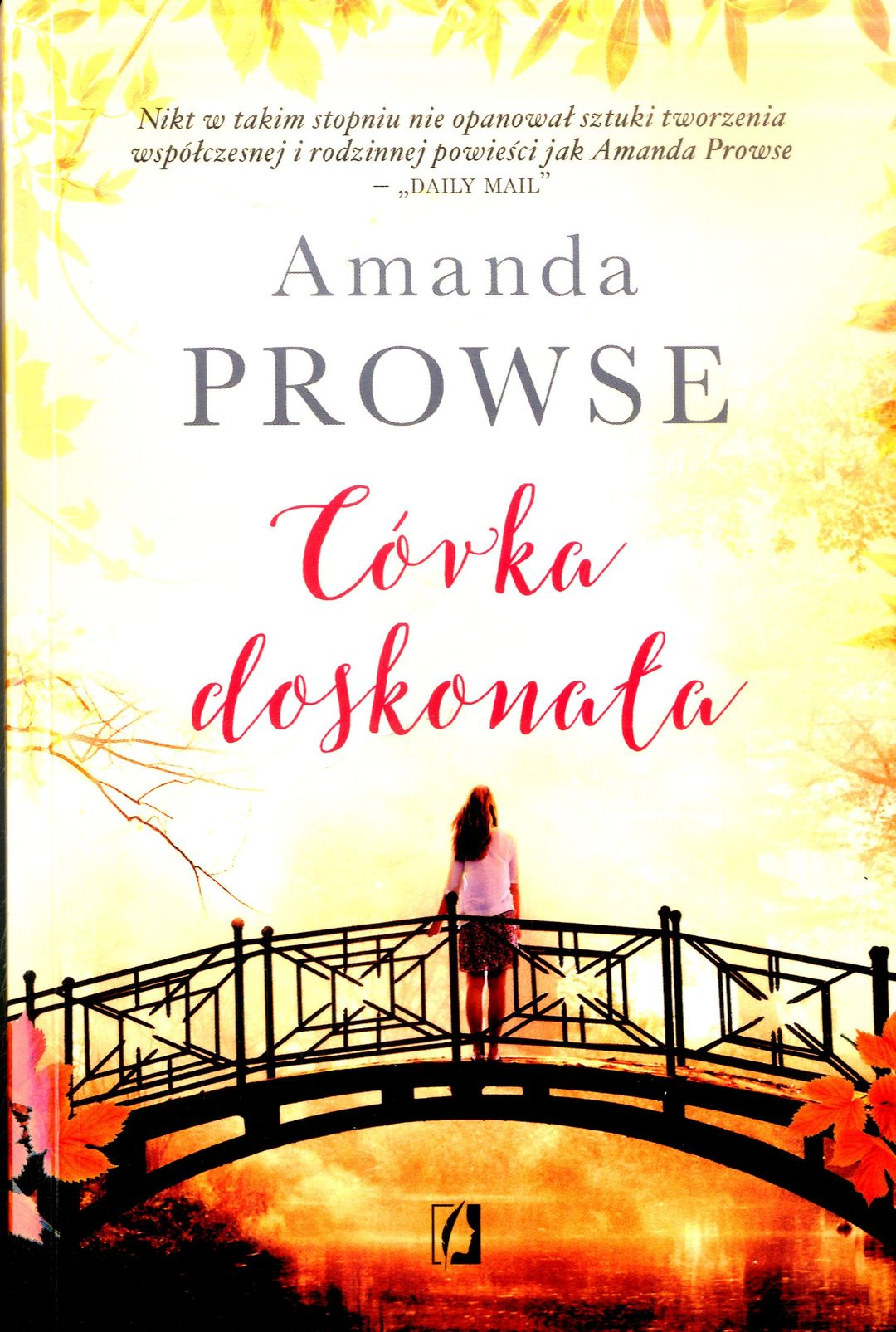 Prowse Amanda – Córka Doskonała