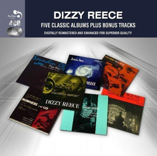 Reece Dizzy – Five Classic Albums
