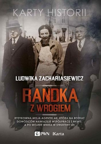 Zachariasiewicz Ludwika – Randka Z Wrogiem