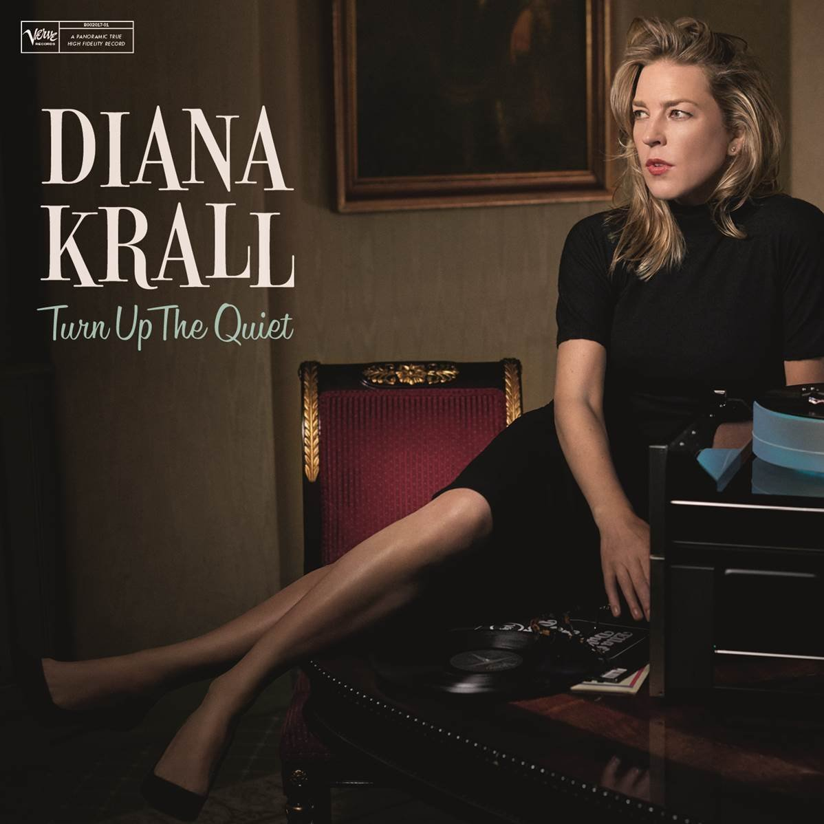 Krall Diana – Turn Up The Quiet