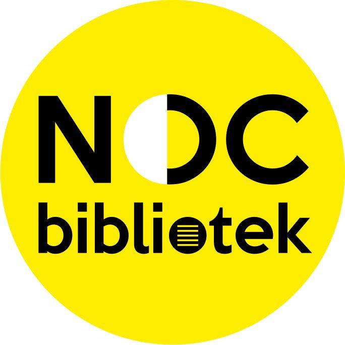 Noc Bibliotek 2017 – Logo