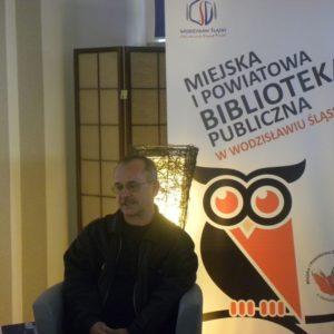 Spotkanie Z Wojciechem Jagielskim 11