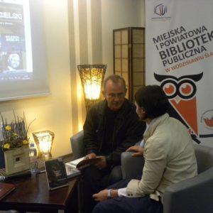 Spotkanie Z Wojciechem Jagielskim 7