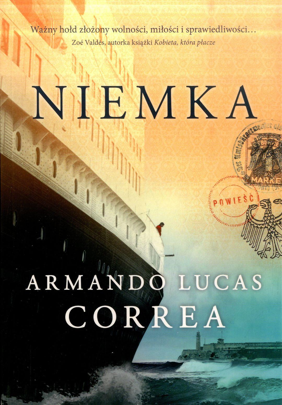 Correa Armado – Niemka