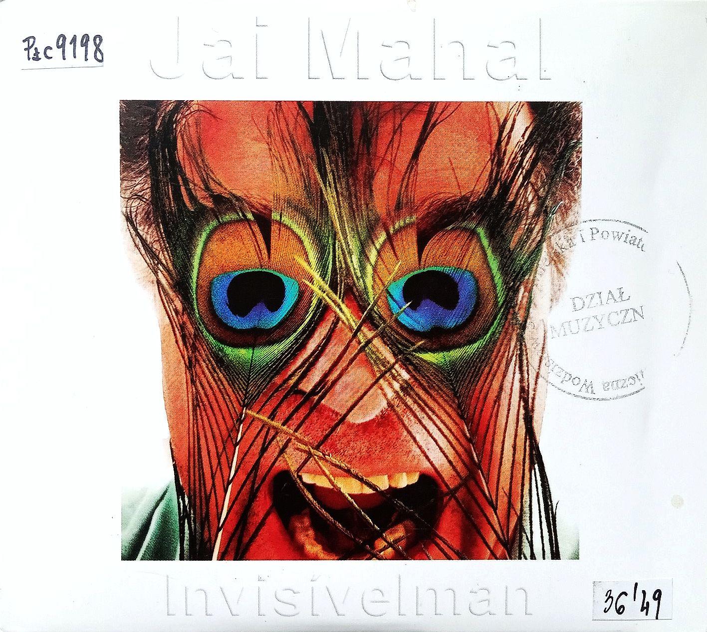 MAHAL JAI - Invisivelman