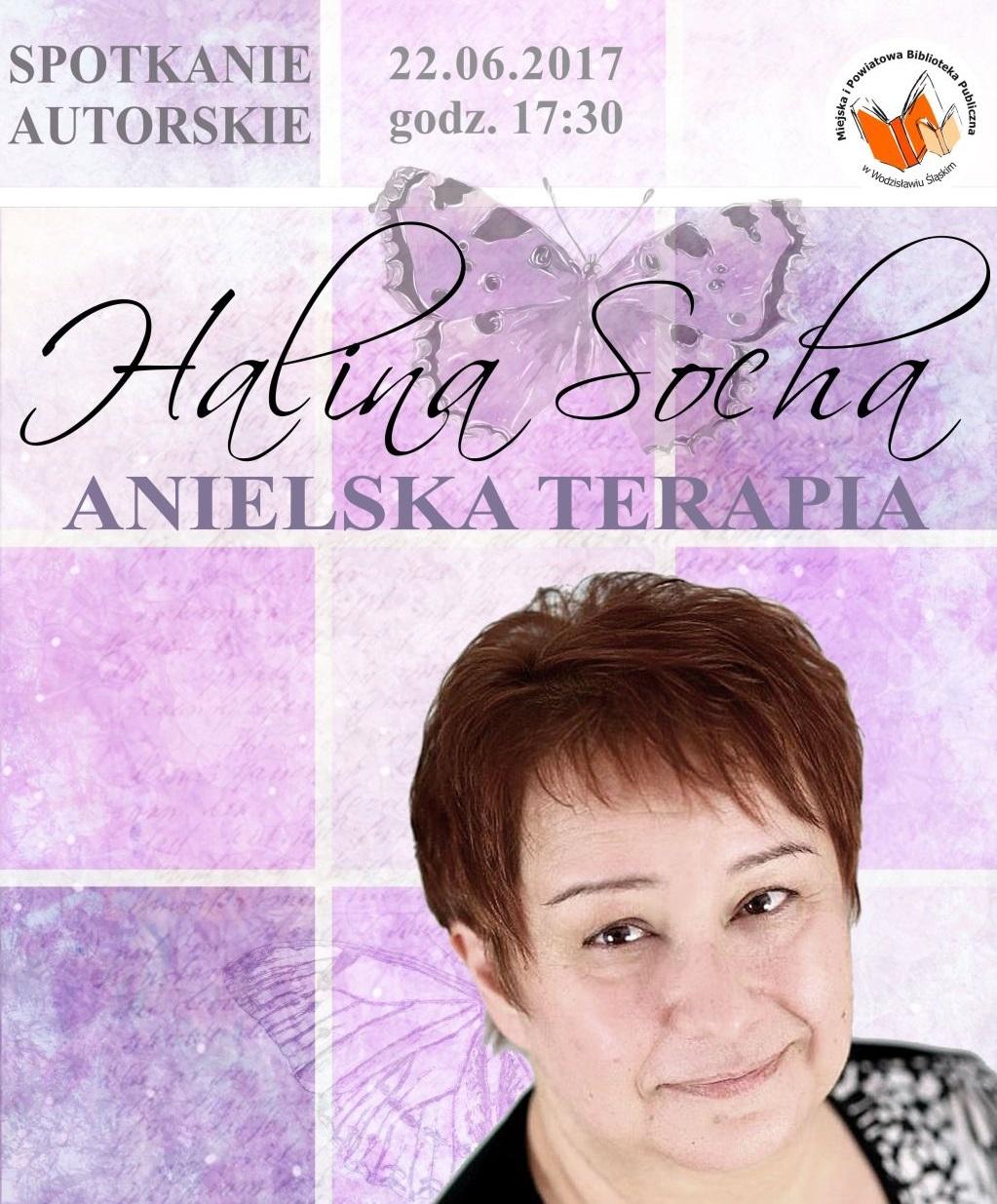 Socha Halina – Plakat