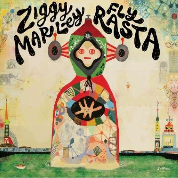 Marley Ziggy – Fly Rasta