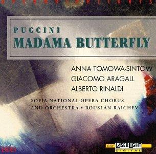 Puccini Giacomo – Madama Butterfly