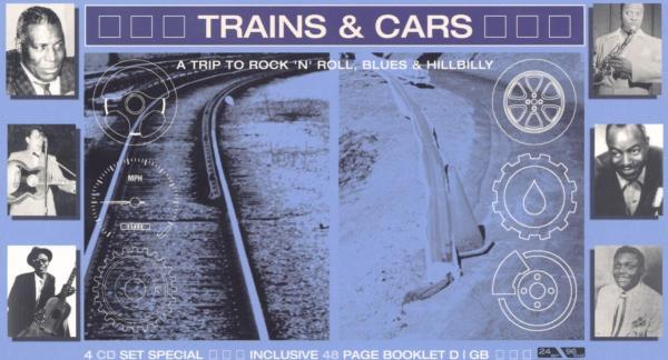 Trains And Cars