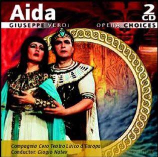 Verdi Giuseppe – Aida