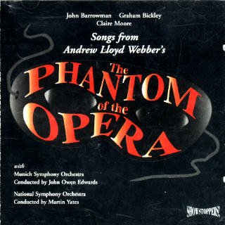 Webber Andrew Lloyd – Songs From The Phantom Of The Opera