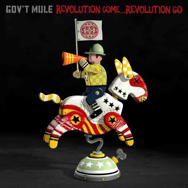 Gov't Mule – Revolution Come Revolution Go