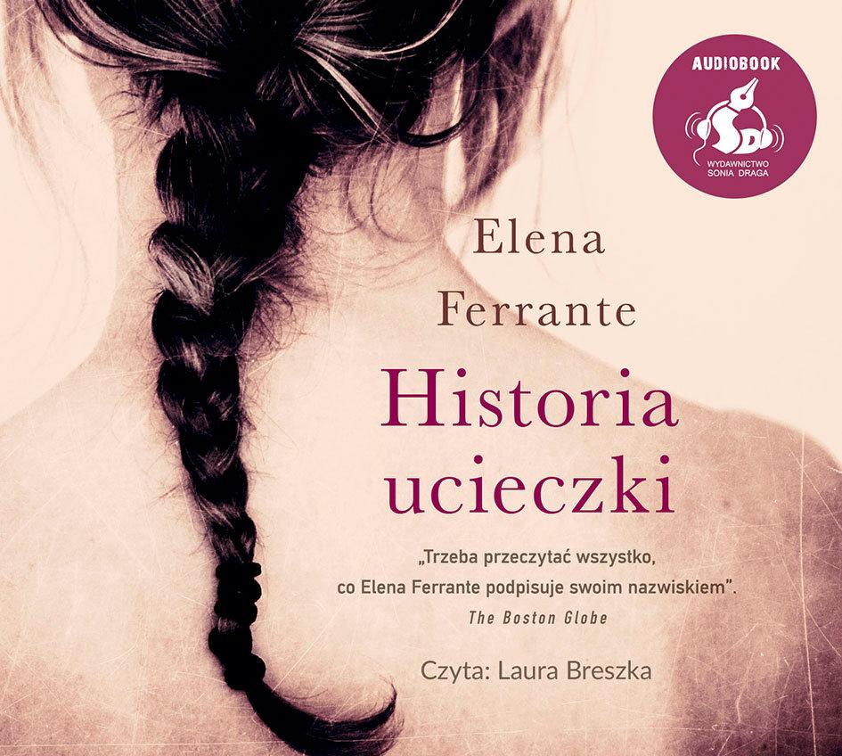 Ferrante Elena – Historia Ucieczki