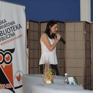 Spotkanie Z Anną Jaklewicz 14