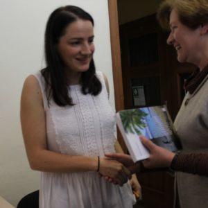 Spotkanie Z Anną Jaklewicz 19