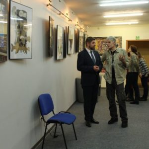 Wystawa żniwa Artystyczne 19