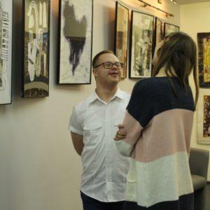 Wystawa żniwa Artystyczne 30