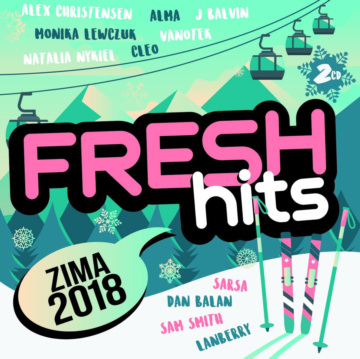 Fresh Hits Zima 2018