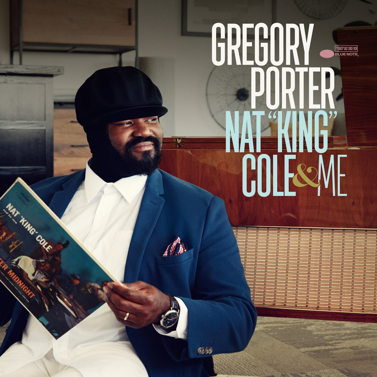 PORTER GREGORY – Nat King Cole & Me
