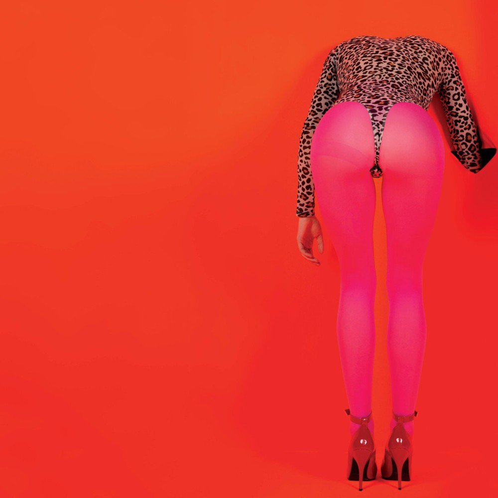 ST. VINCENT – Masseduction