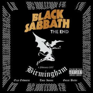 BLACK SABBATH – The End