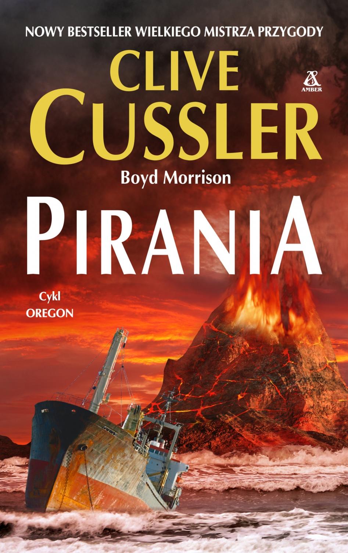 Cussler Clive – Pirania