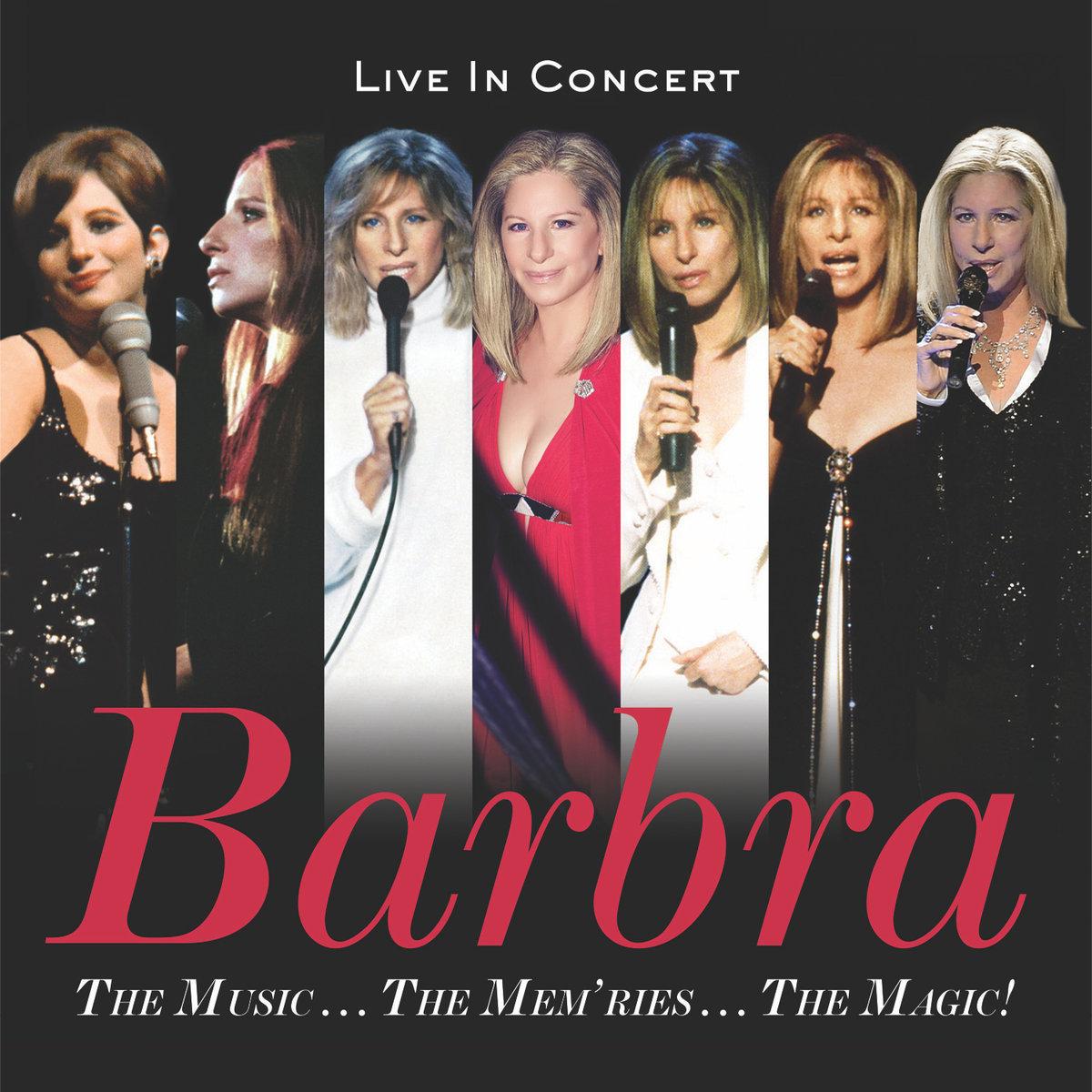 Streisand Barbra – The Music…