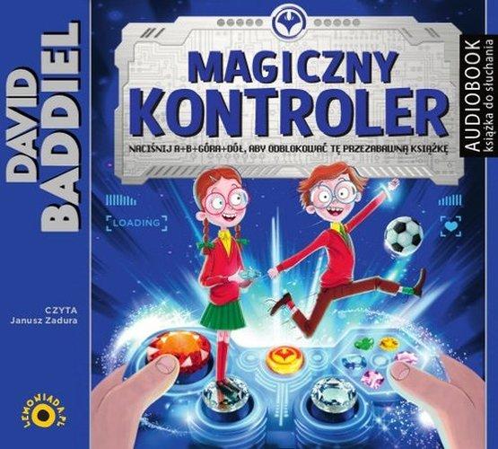Baddiel David – Magiczny Kontroler