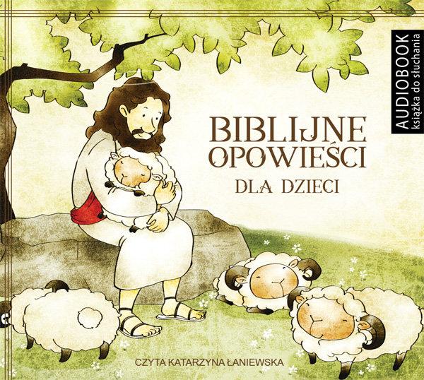 Grochowski Grzegorz – Biblijne Opowieści Dla Dzieci