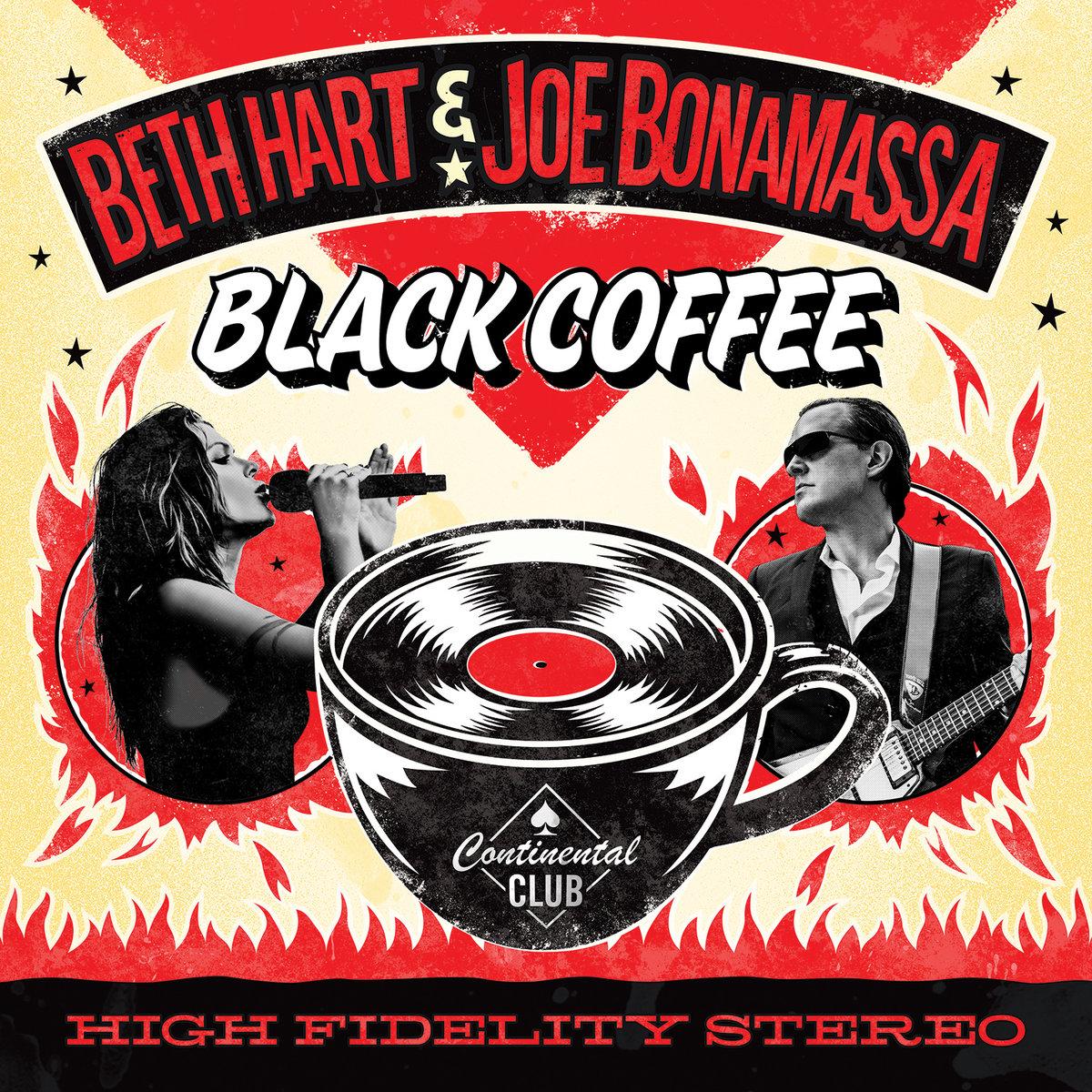 Hart, Bonamassa – Black Coffee