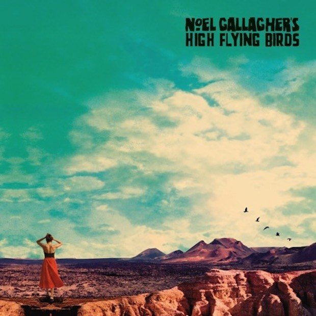 GALLAGHER'S NOEL HIGH FLYING BIRDS – Who Built The Moon?
