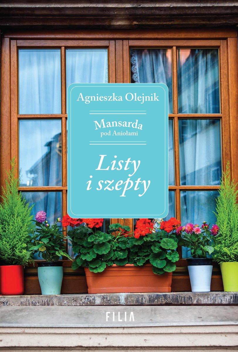 Olejnik Agnieszka – Listy I Szepty