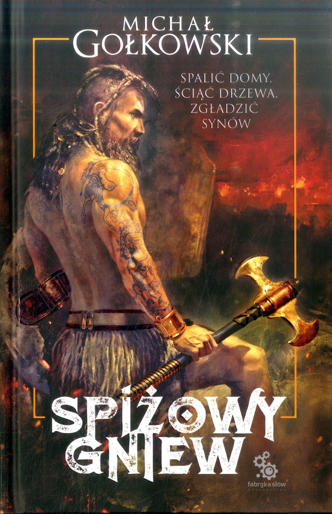 Gołkowski Michał – Spiżowy Gniew