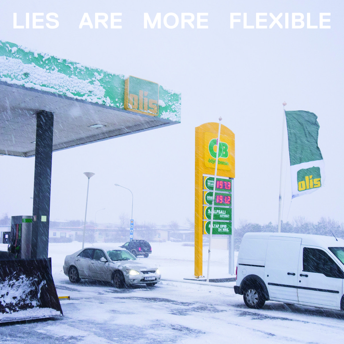 GusGus – Lies Are More Flexible