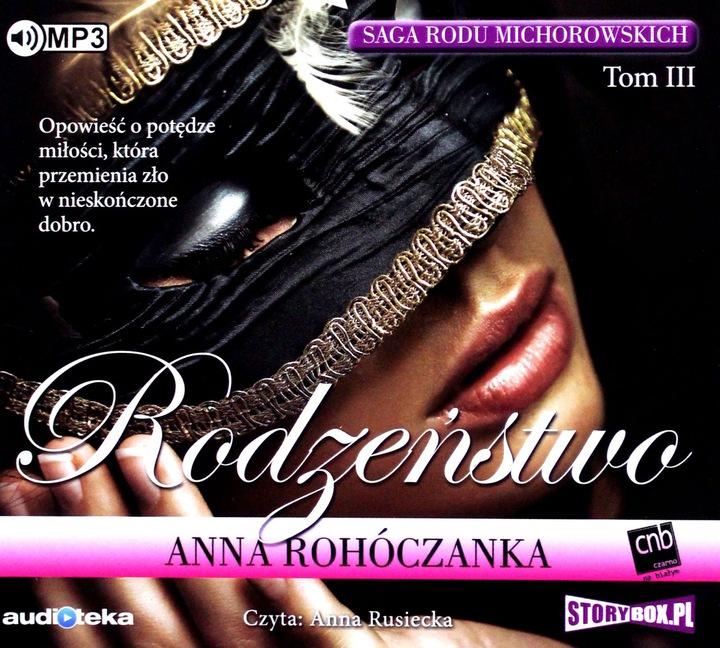 Rohóczanka Anna – Rodzeństwo