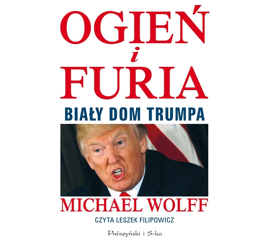 Wolff Michael – Ogień I Furia