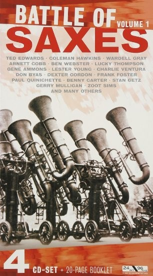 Battle Of Saxes 1