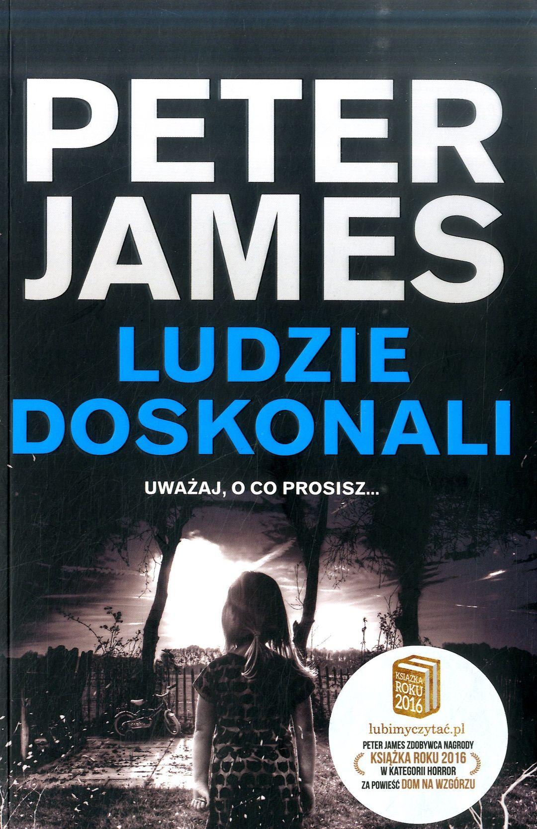 James Peter – Ludzie Doskonali