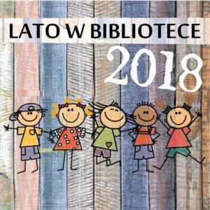 WAKACJE W BIBLIOTECE 2018